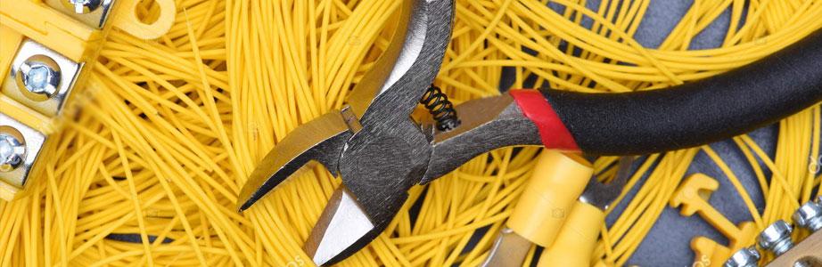Все для монтажа кабеля и проводов