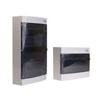 Щит зовнішній розподільчий ЕСТ 36 РO (36 мод. білі двері) (1101009)
