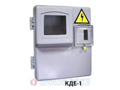 Коробка під лічильник КДЕ-1 непрозр.(КД3)
