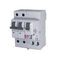 Диф. автомат со встроенной защитой от перенапряжения LIMAT-2 DN 2p С 10/0,03 AC (2052611)