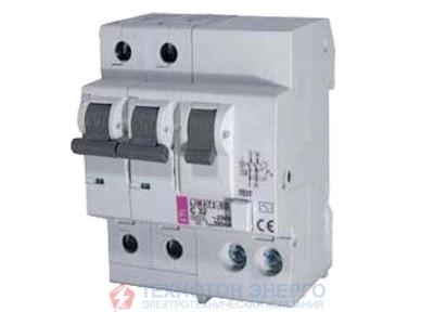 Диф. автомат со встроенной защитой от перенапряжения LIMAT-2 DN 2p С 50/0,1 AC (2052718)