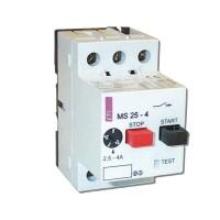 Автомат защиты двигателя ETI MS25-0,16 (4600010)