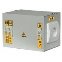Ящик с понижающим трансформатором ЯТП 0,25 220/12-3 IEK (1)