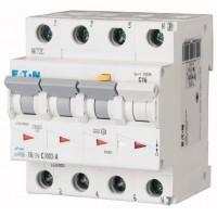 Дифференциальный автомат Moeller/EATON mRB6-10/3N/C/003-A (120658)