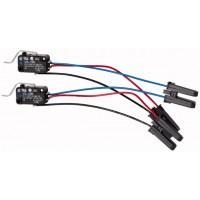 Аварийный контакт Moeller/EATON 2HB+2HB+IZMX-AS22 (123880)