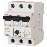 Автомат захисту двигуна EATON  Z-MS-2,5/3 (248408)