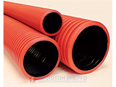 Труба для підземної прокладки кабелю 90мм з протяжкою ДКС 121990N