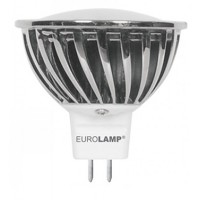 Світлодіодна лампа EKO MR16 7W GU5.3 4000K EUROLAMP LED-SMD-07534(D)