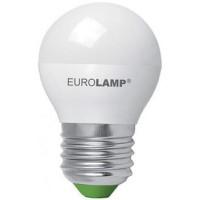 Світлодіодна лампа EКO G45 5W E27 3000K EUROLAMP LED-G45-05273(D)