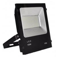 Прожектор LFL 100Вт 6400K SMD IP65 чорний 8500Lm ELMAR