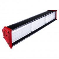 Комплект LED Светильник линейный 150W 5000K + кронштейн 2шт. B2B-LED-LHP-150W