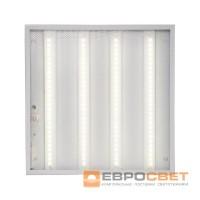 Світильник світлодіодна панель ЕВРОСВЕТ LED-SH-595-20 OPAL 36Вт 4000K 3000Лм