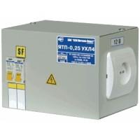 Ящик с понижающим трансформатором ЯТП 0,25 220/12-2 IEK (1)