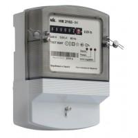 Счетчик НИК 2102-04 М2В 5(50)А 1ф., електромеханический, однотарифный