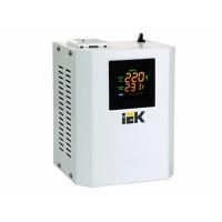 Стабилизатор напряжения Boiler 0,5 кВА электронный настенный IEK (1)
